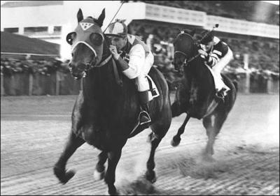 Seabiscuit in 1938